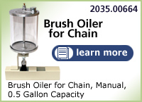 Brush Oiler